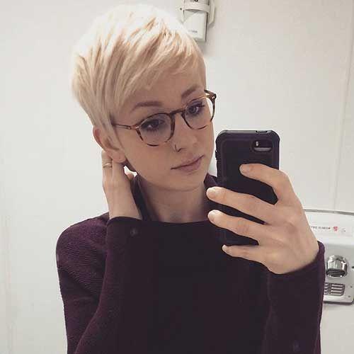 Edgy Pixie Cut Pixie Pinterest Short Hair Styles Pixie