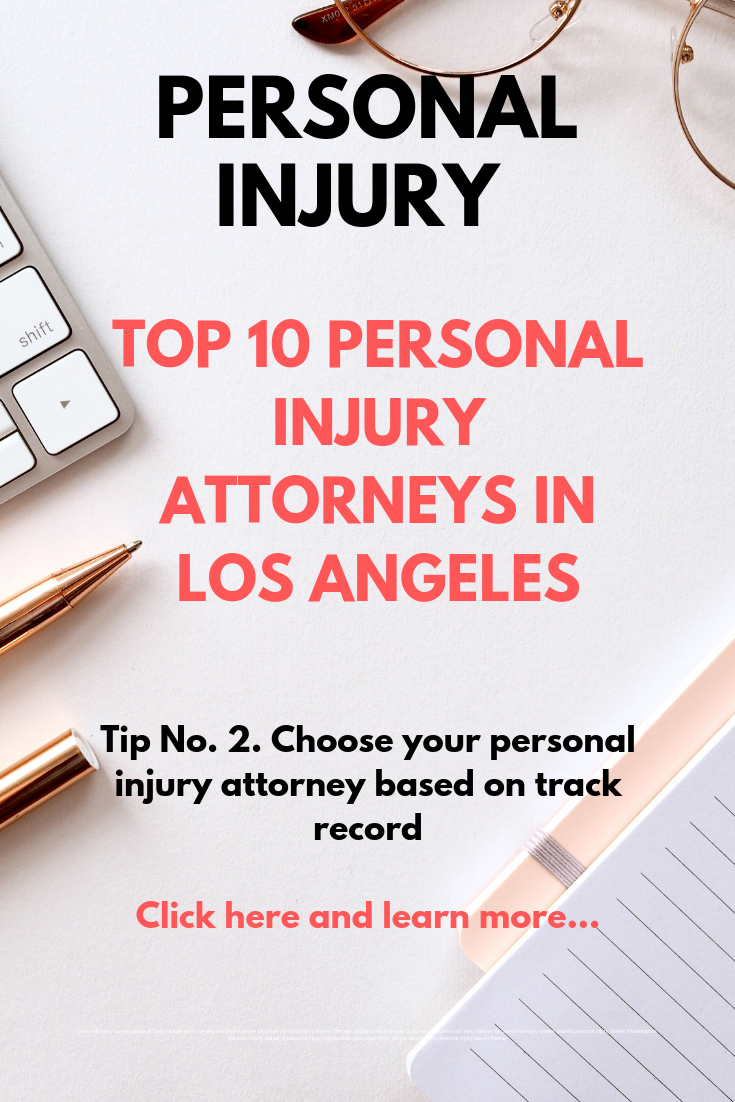 Choosing Personal Injury Lawyer Is Not Easy There Are Plenty Of