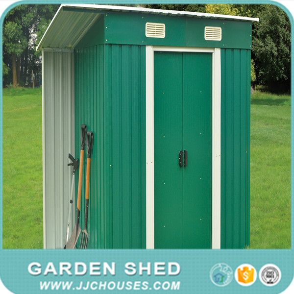 prefab storage sheds easy assemlbyit is disassembly packing and can ship by sea very easyvery cheap priceuse for storage tools in the garden