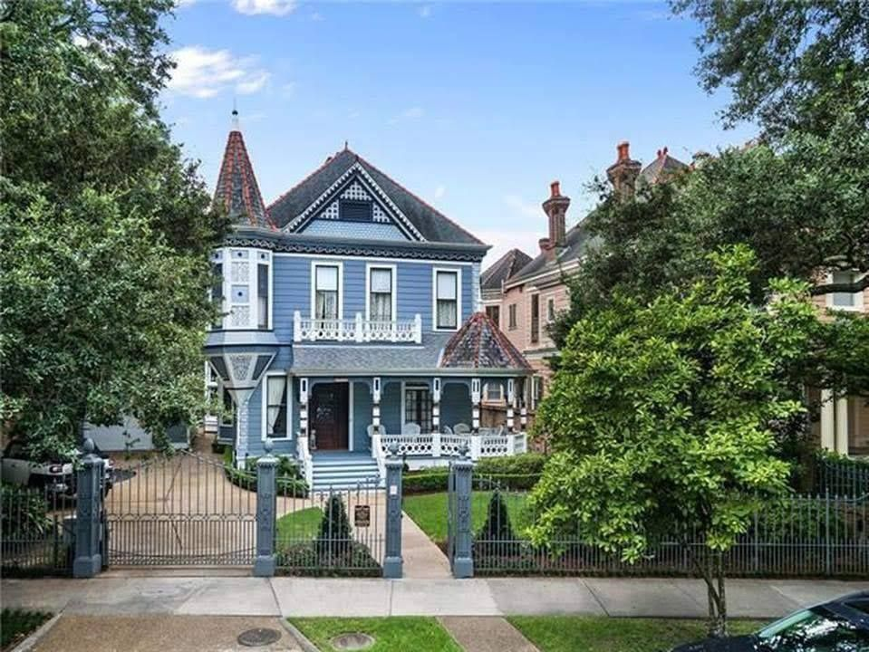 1889 Victorian For Sale In New Orleans Louisiana Maine House