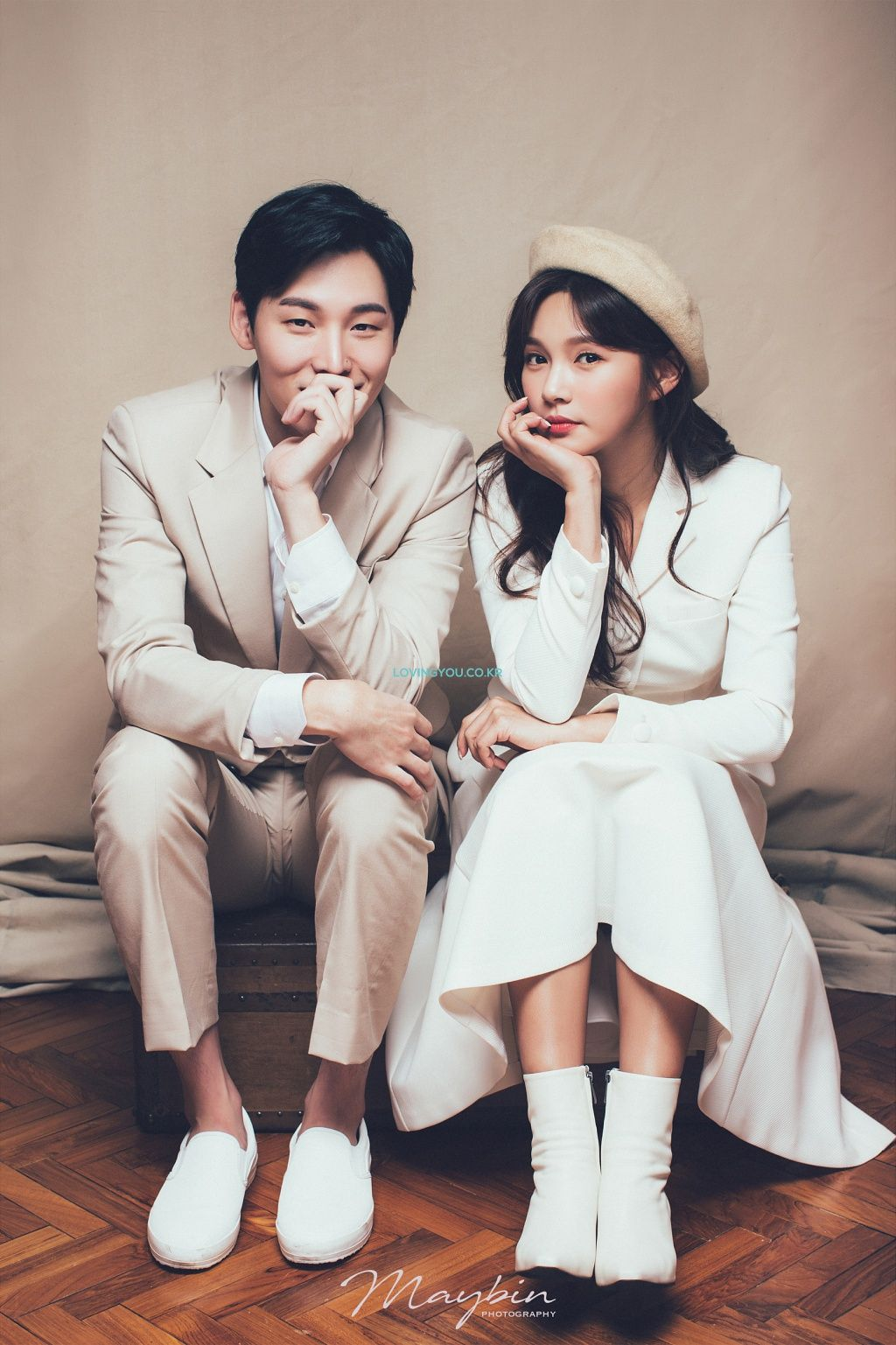 MAYBIN [2019] - KOREA PRE WEDDING PHOTOSHOOT by LOVINGYOU