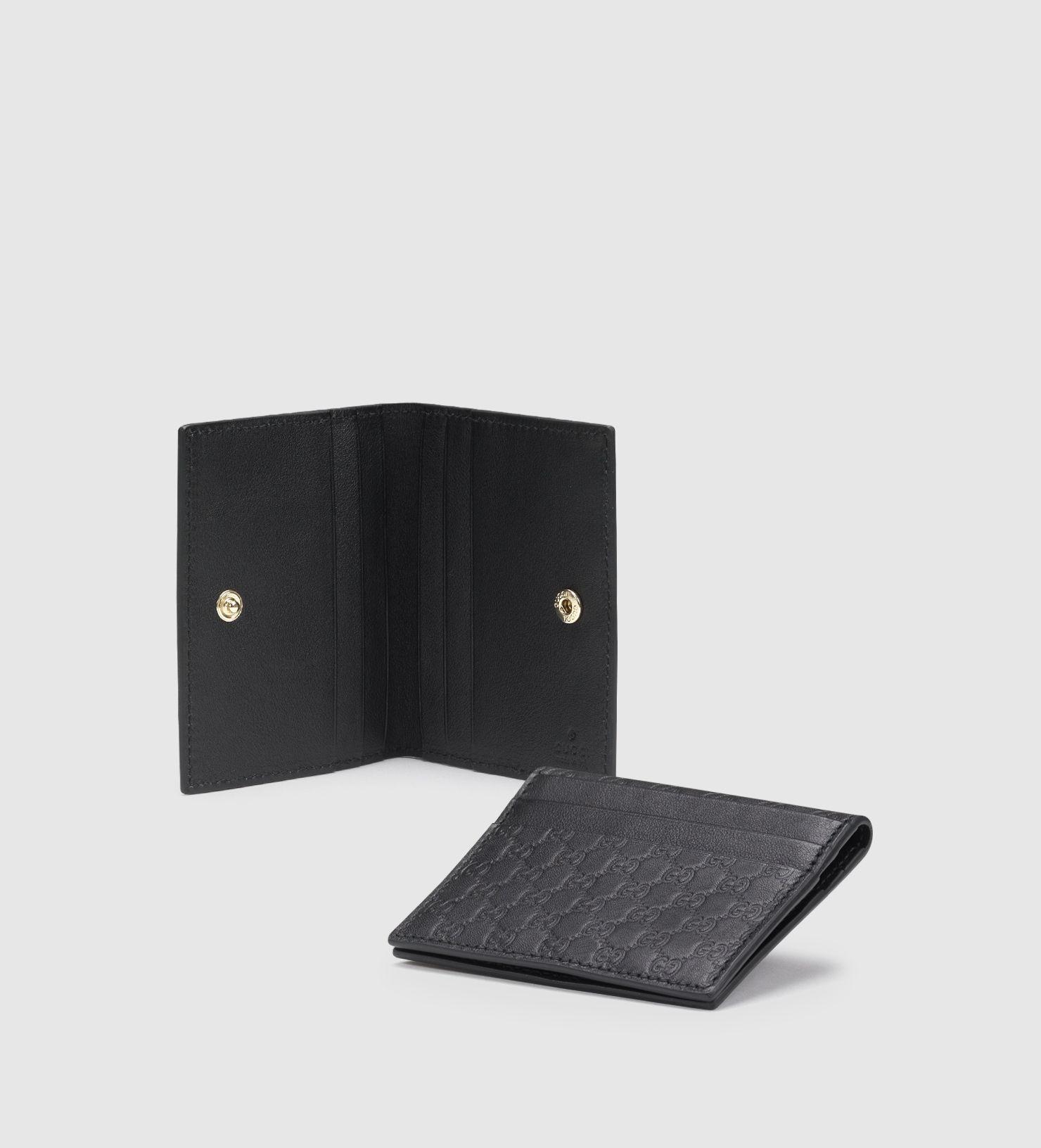 Gucci microguccissima leather card case | accessories | Pinterest ...
