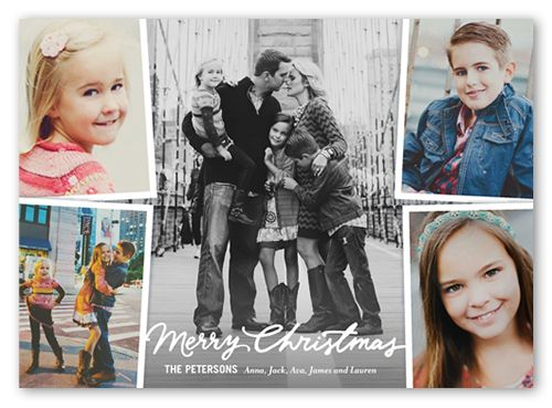 Darling Memories Christmas Card Corner, Christmas cards and Shutterfly