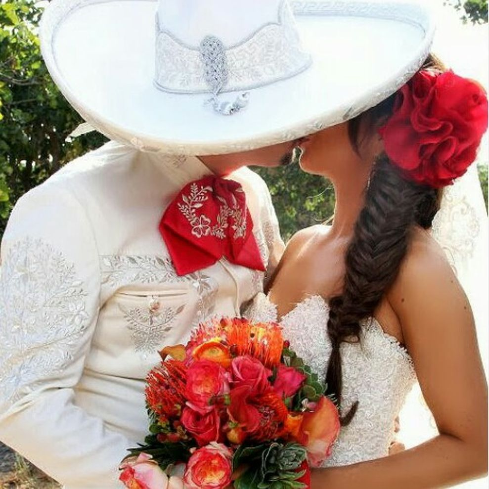 32 Simple and Unique Charro Wedding Dress Ideas