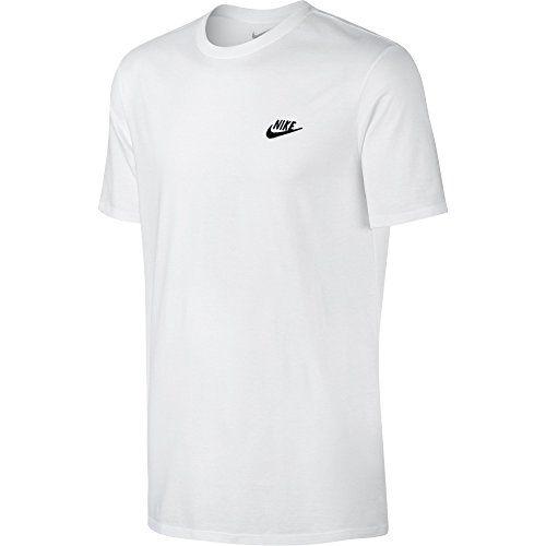 nike m nsw tee club embrd ftra maglietta uomo