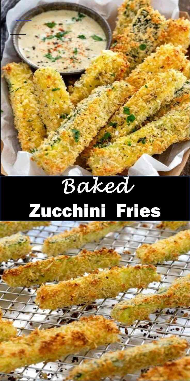 #Best #Food #Baked #Zucchini #Fries Delicious and healthy family choice special food and drink Baked Zucchini Fries Baked zucchini fries appetizer paired with a homemade honey mustard dipping sauce. This recipe makes crispy & crunchy sticks using panko breadcrumbs. #Best #Vegan #Recipes! #BestVeganRecipes!<br>