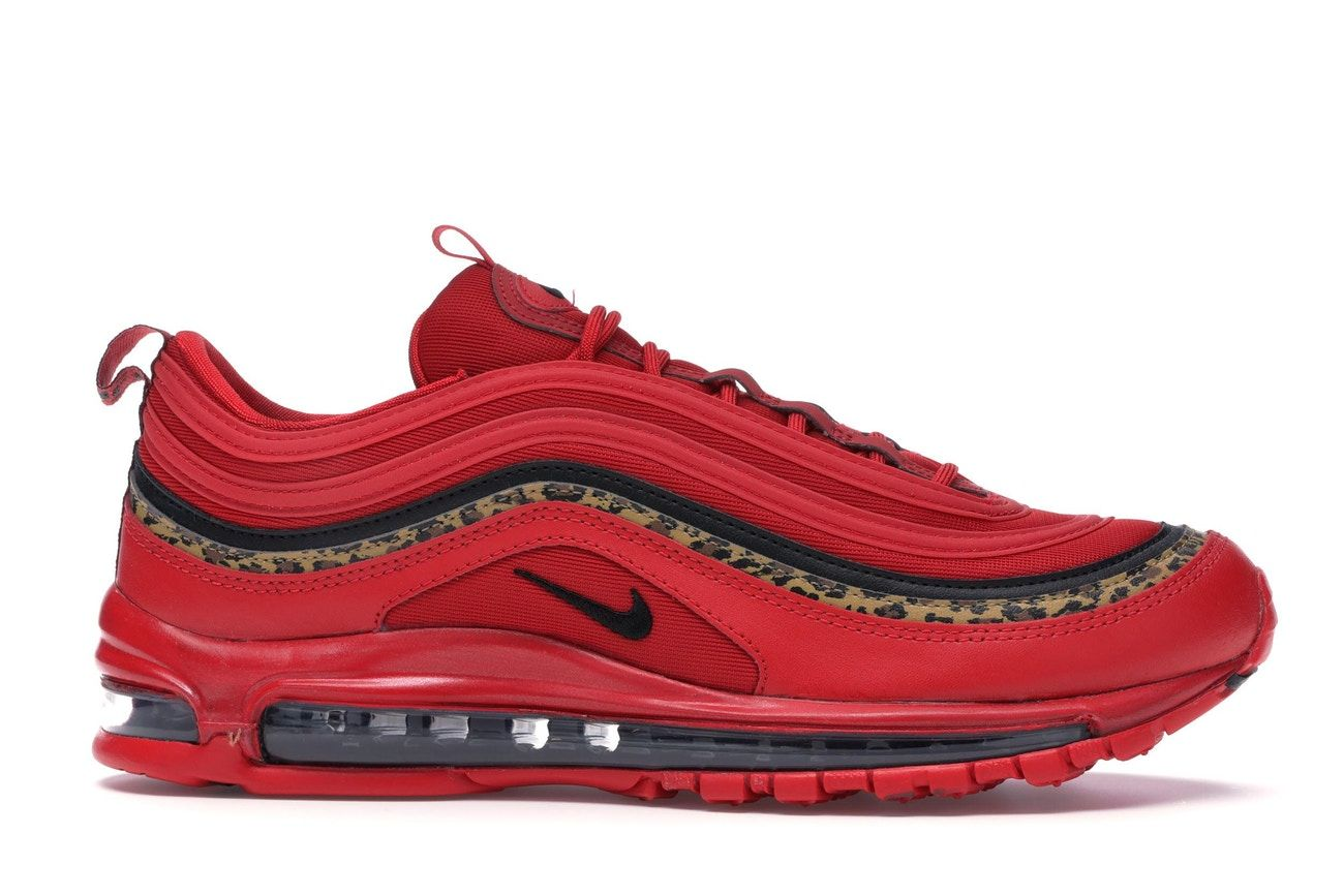 Nike Air Max 97 Leopard Pack Red (W) in