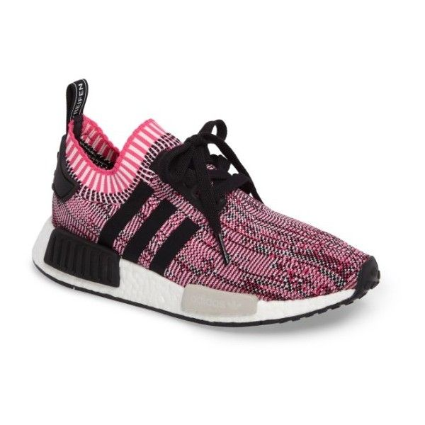 688254750 Women s Adidas Nmd R1 Athletic Shoe ( 170) ❤ liked on Polyvore featuring  shoes