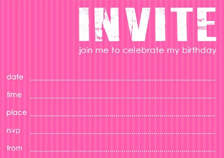 Lion King Birthday Invitation Template Free Party Invitation Card