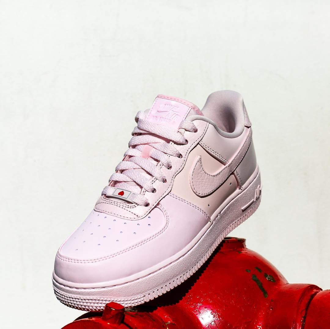 "new product 80590 73049 Lady Foot Locker on Instagram  ""...with love. 💞   Take a closer look at the  Nike AF1 Rubberized, it s all in the details. 🔍"""