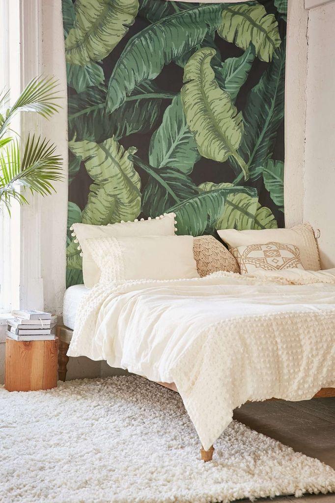 inspiratieboost 11x slaapkamers met planten in de hoofdrol roomed