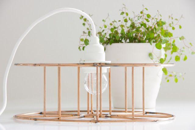 Give-away: Industrial pendant light! My Scandinavian Home Blog