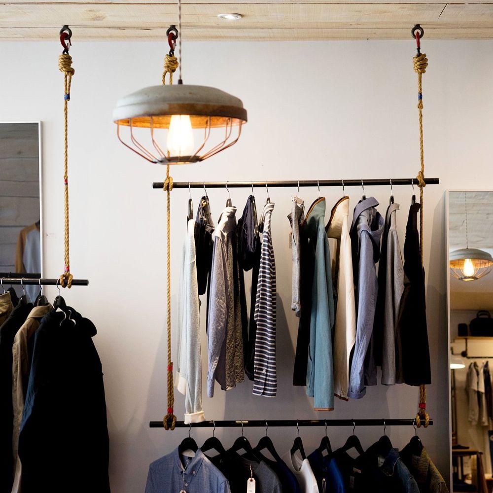 Bauen Sie sich einen individuellen Rollo-Kleiderschrank selber ...