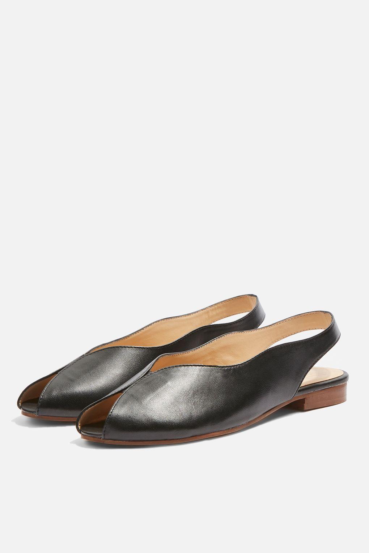 97dc04681de Oracle Slingback Shoes - Shop All Shoes - Shoes - Topshop USA