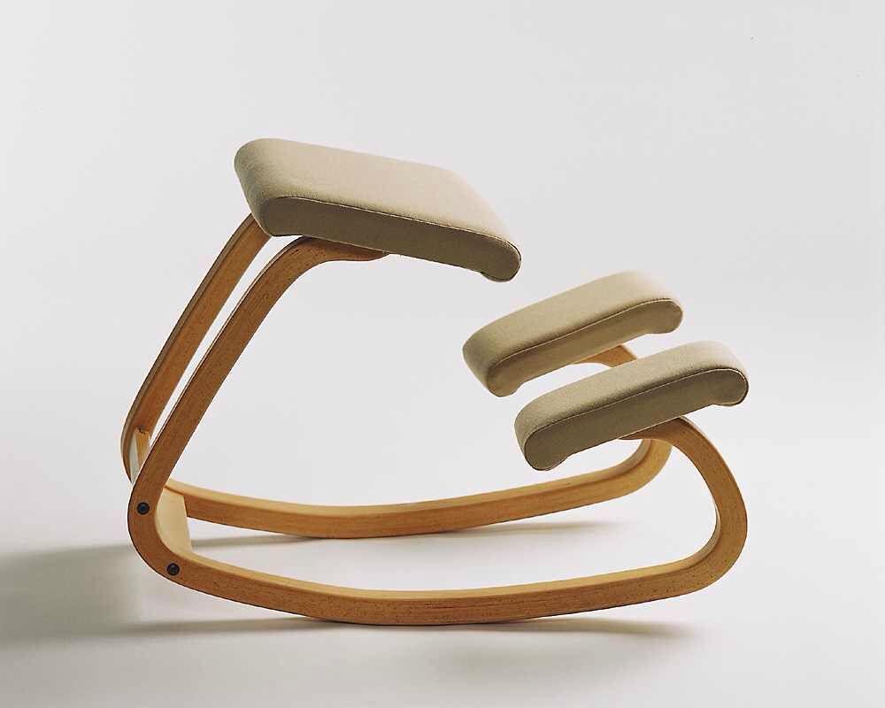 Balans variable peter opsvik for stokke wood chair