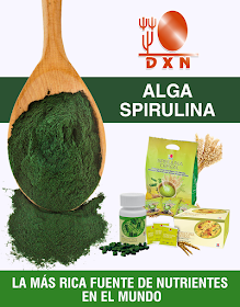 Dxn Alimentación Orgánica Porque Consumir Spirulina Dxn Alimentos Alcalinos Nutrición Nutricional