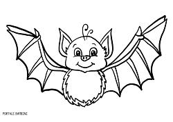 Disegni Da Colorare Pipistrelli.Disegni Di Pipistrelli Da Colorare Bats Coloring Coloringpages Coloringinspiration Pipistrelli Disegni Disegni A Mano