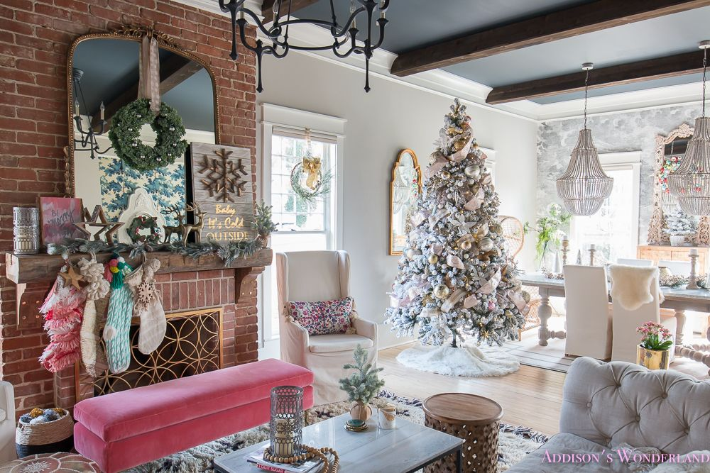 Christmas Trends and Tree Ideas for 2018! Christmas