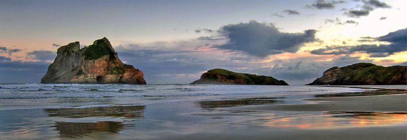 Wharariki Sunrise NZ - Nelson, Nelson