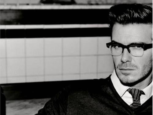 glasses +vneck