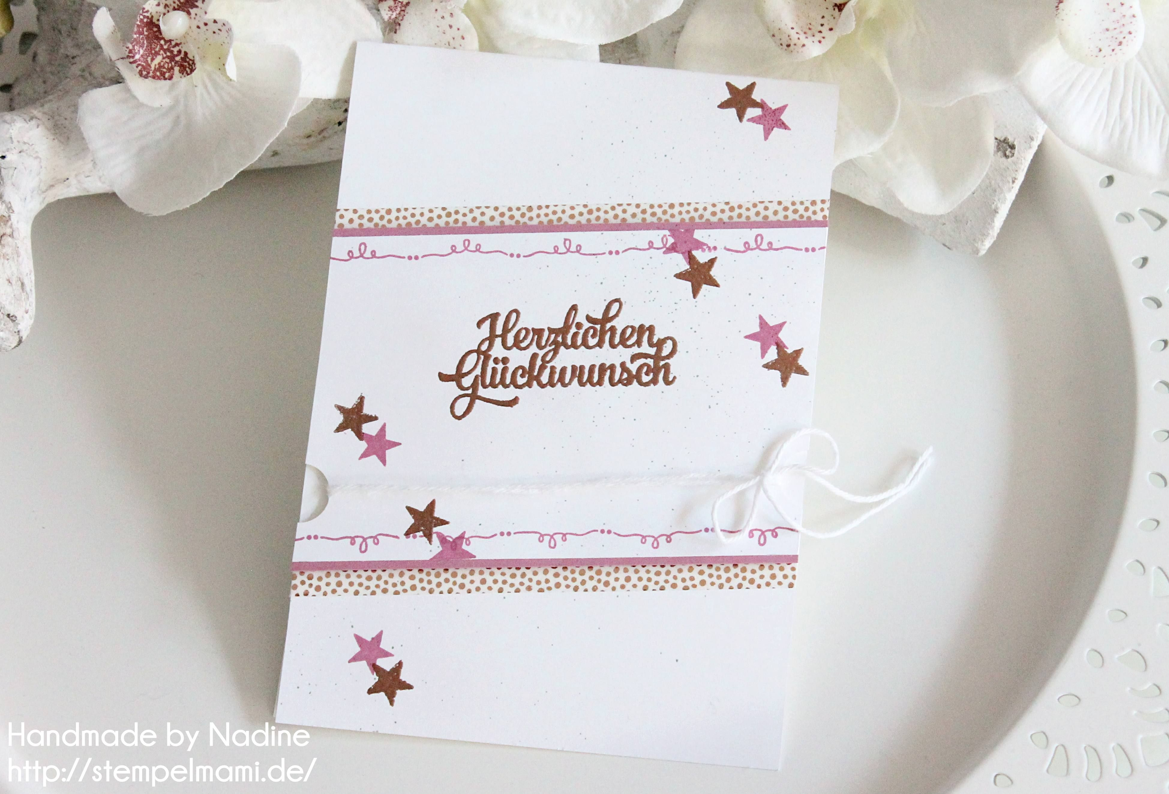 Stampin Up - Geburtstagskarte - Karte - Birthday Card - Card ...