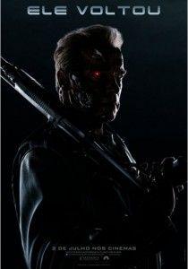 O Exterminador Do Futuro Genesis Dublado Posters De Filmes