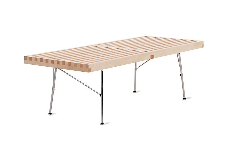 Nelson™ Platform Bench - Metal Leg