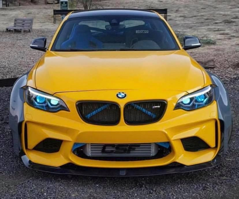 A New Car Is Not Going To Change Your Life Bmw M2 Bmw Bmw M2 New Cars