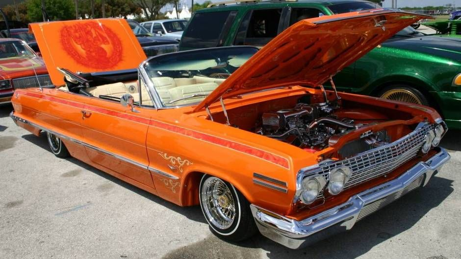 Lowrider Cars Chevrolet Lowriders With Images Lowriders