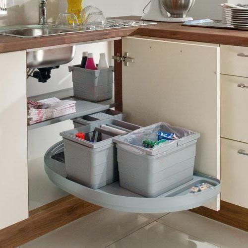 Ongebruikt Afbeeldingsresultaat voor hoekoplossingen keukens - Keuken BH-15