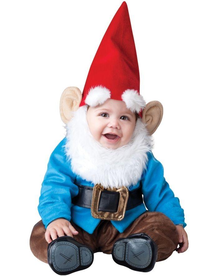 Niedliche Fasching Kostum Ideen Fur Babys Kleiner Zwerg Mit Einem