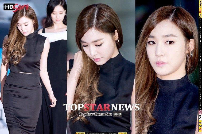 HD STORY - [HD스토리]소녀시대 태티서 티파니, '나이스 바디 뽐내며 도도하게' (서울가요대상) - HD Photo News - TopStarNews.Net