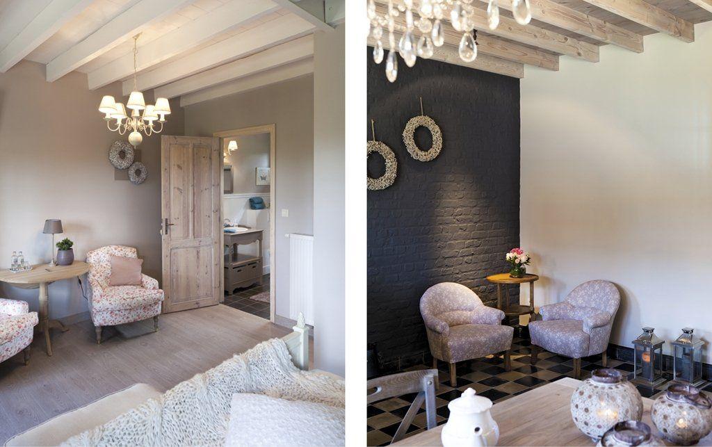 Links tof kleur salon pinterest kleur inspiratie zoeken en google - Slaapkamer kleur idee ...