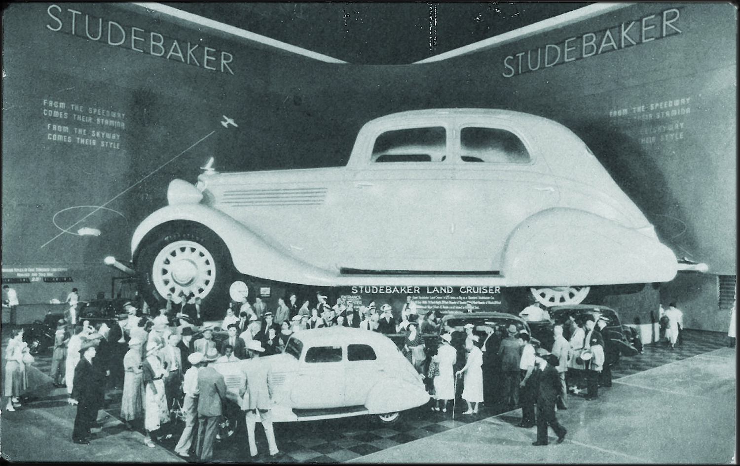 Studebaker and the 1933/34 Chicago Worlds Fair | American classic ...