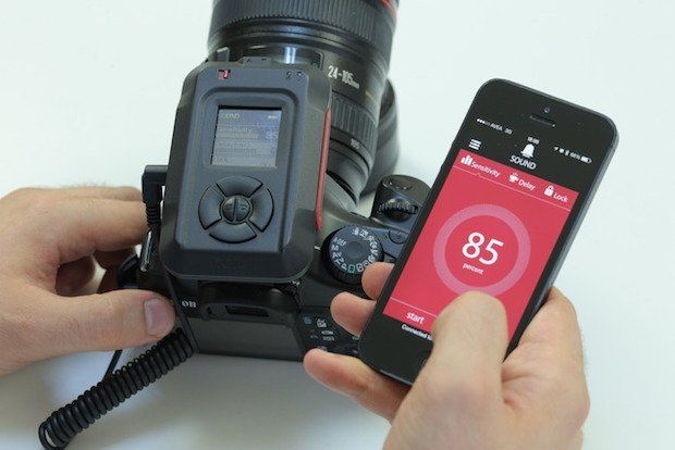 MIOPS: A New High Speed Camera Trigger You Can Control with Your Phone Published on July 18, 2014 by Gannon Burgett