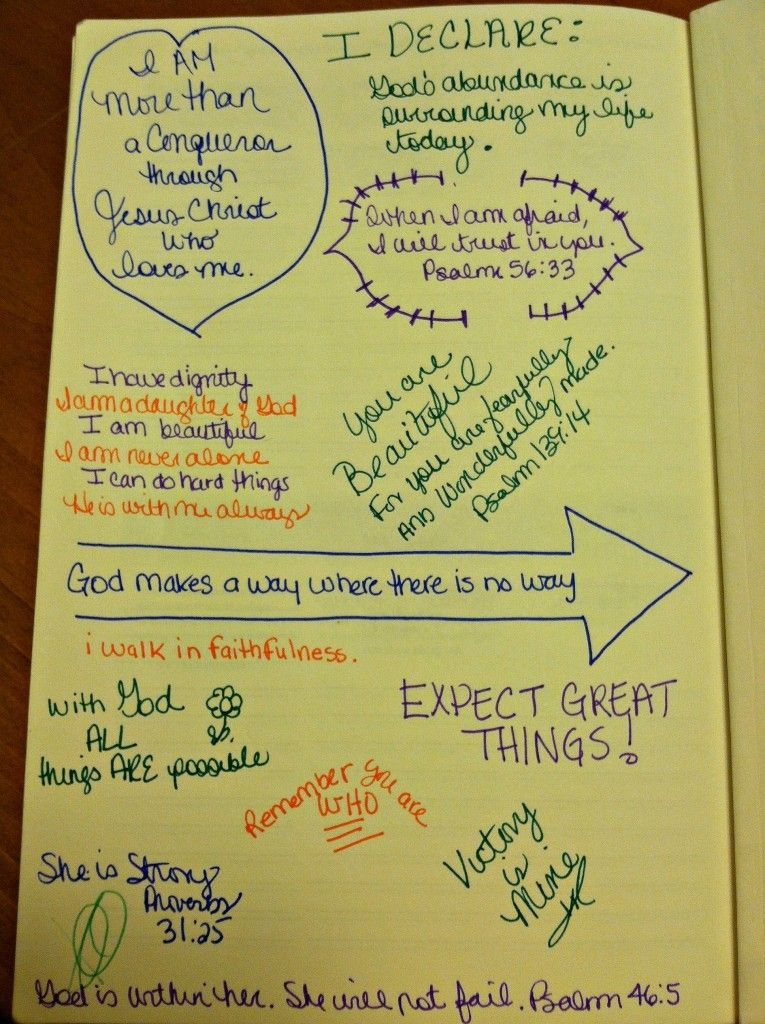 5 more diy ideas to take your prayer journal to the next