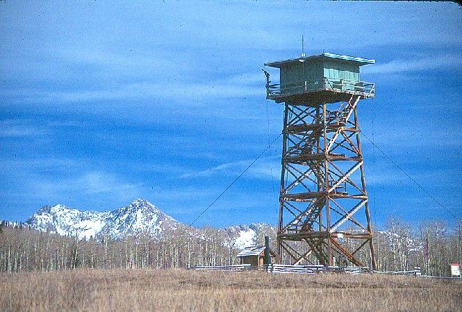 Colorado/Utah Chapter: Jersey Jim Lookout | Colorado, Watch tower ...