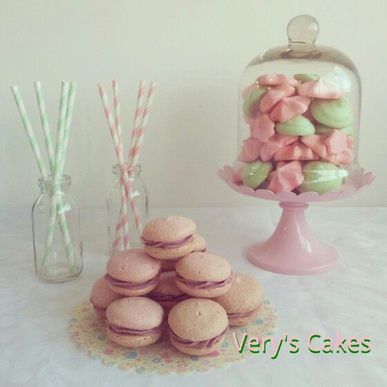 Merengues & Macarons #veryscakes