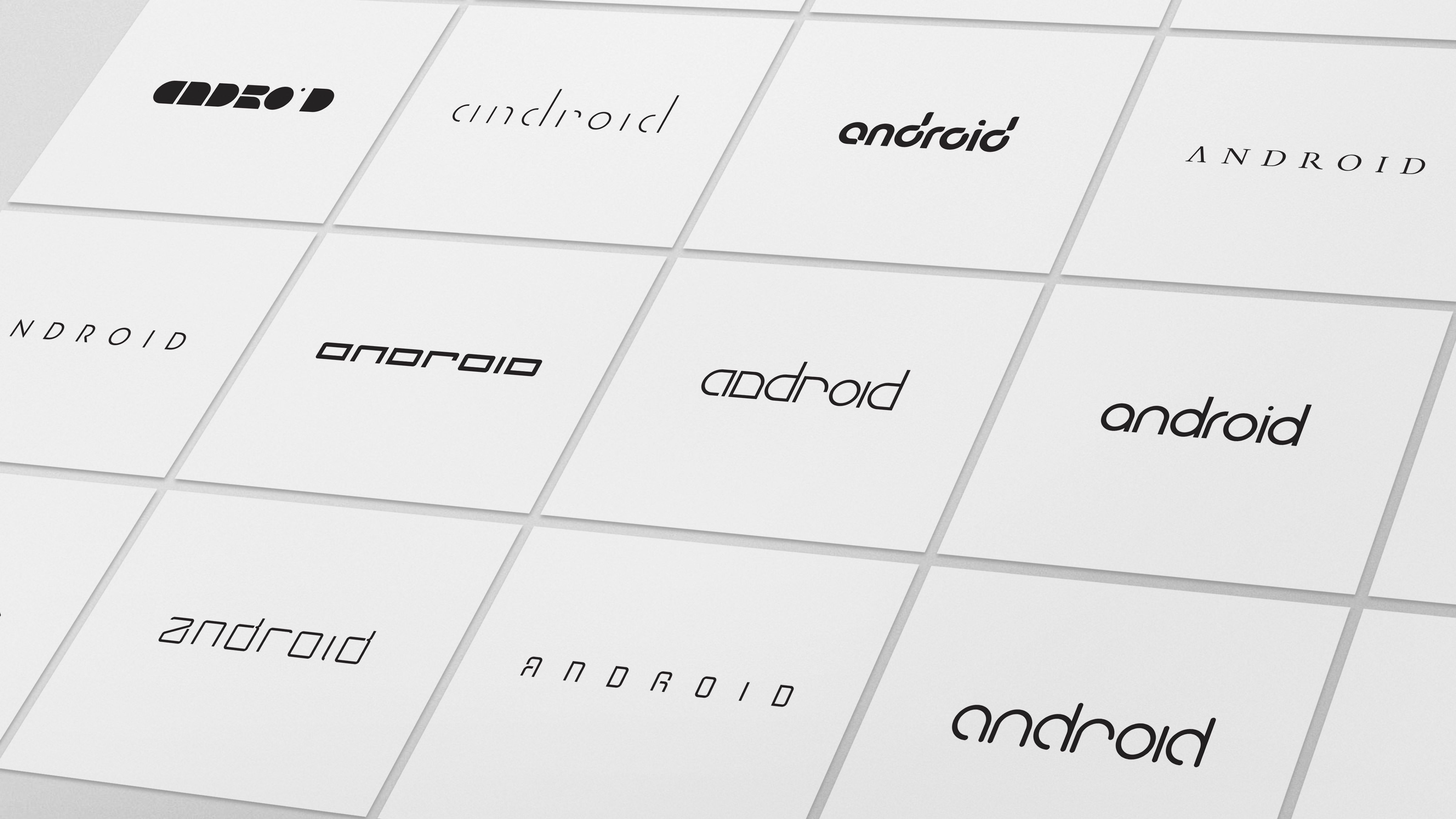 android branding 2 Y IDENTITY Pinterest