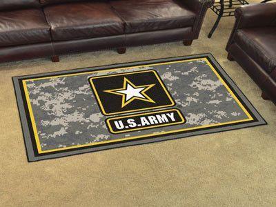 """US Military Academy Football Rug 20.5/""""x32.5/"""""""
