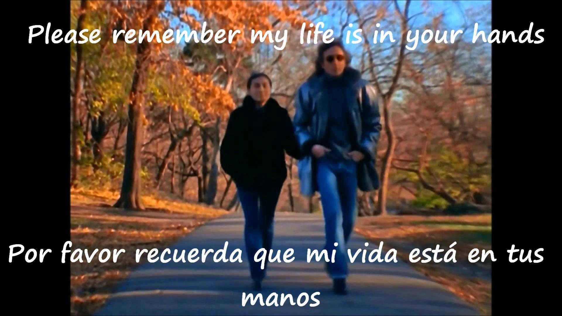 John Lennon Woman Subtitulada Inglés Español Hd John Lennon Lennon Songs To Sing