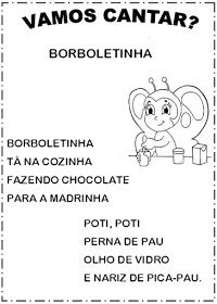 Apostila 50 Musicas Infantis Para Baixar Em Pdf Em 2020 Letras