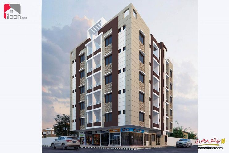 This Apartment In Jamshed Town Karachi