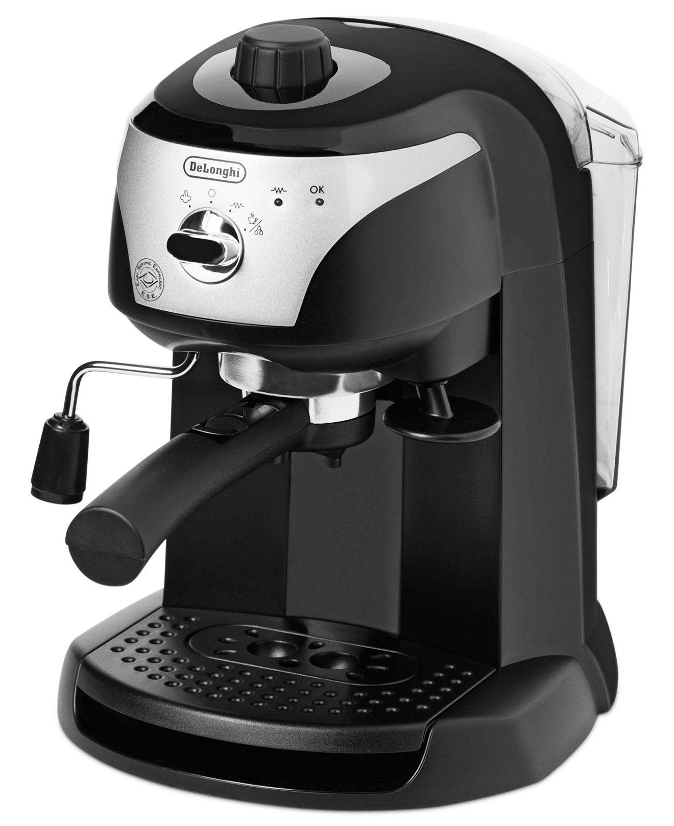 De'Longhi EC220CD Pump Espresso Maker Coffee, Tea