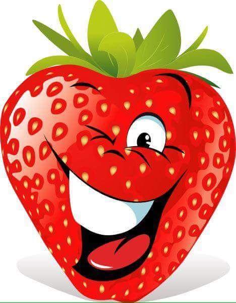 توحدي تميزي صور لتدريب الطفل على بعض الفواكه والخضروات Clip Art Funny Fruit Cute Alphabet