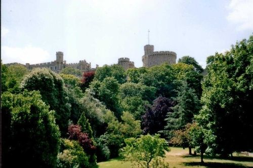 Windsor  Castle, Windsor England