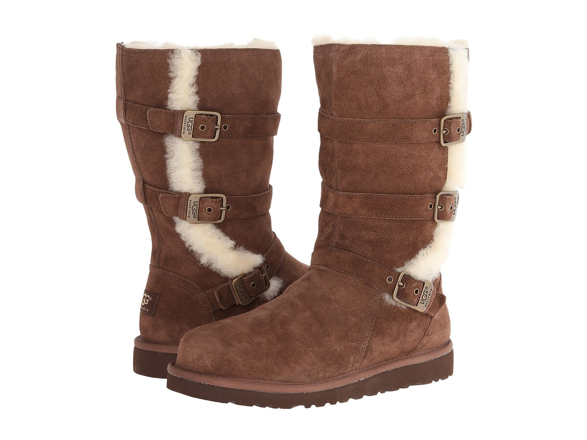 76af06a946d UGG Maddi Youth | Chocolate (1001520K) | Products | Boots, Fur boots ...