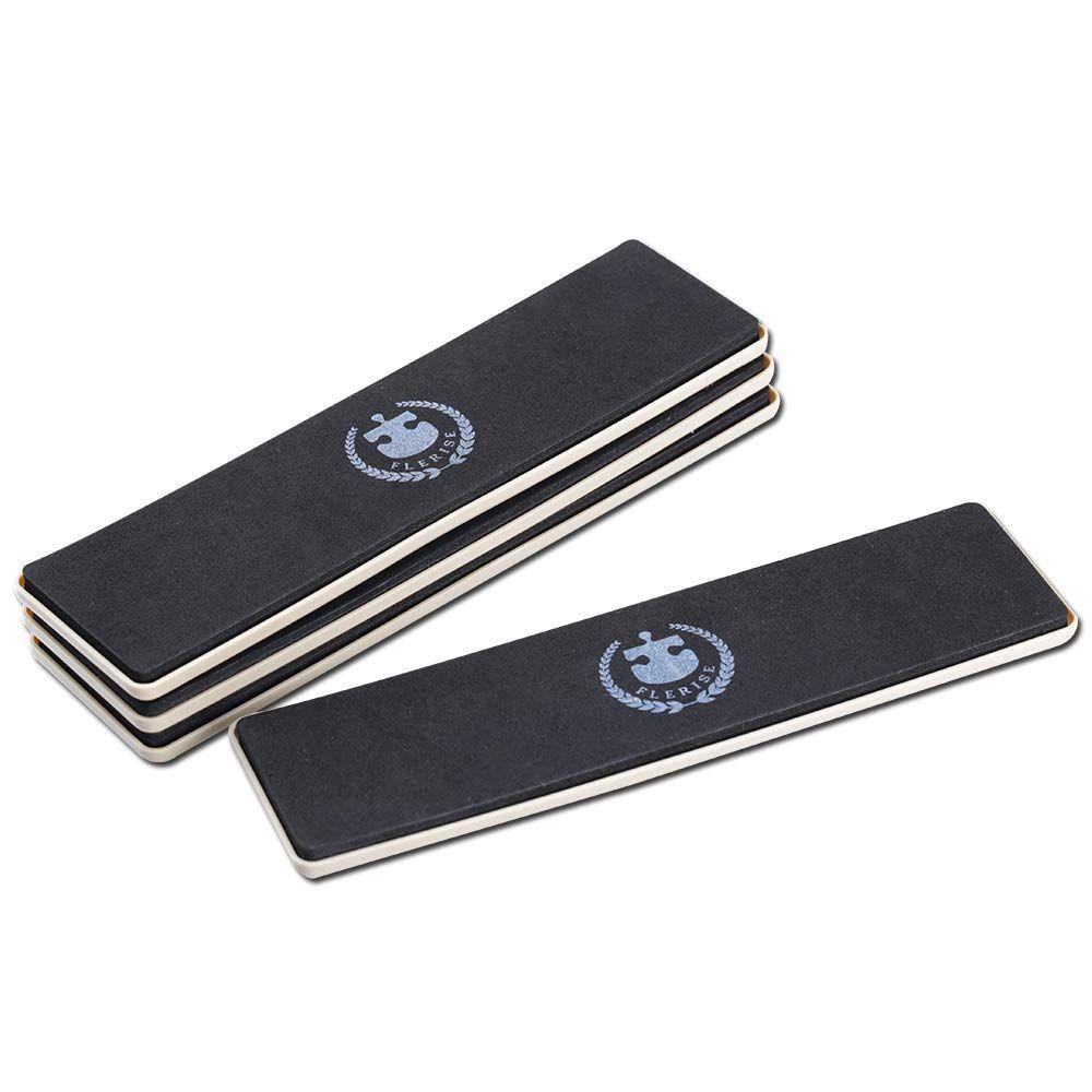 Furniture Sliders Kit 4 3//4 inch Carpet Sliders /& Felt Sliders 8 Pieces