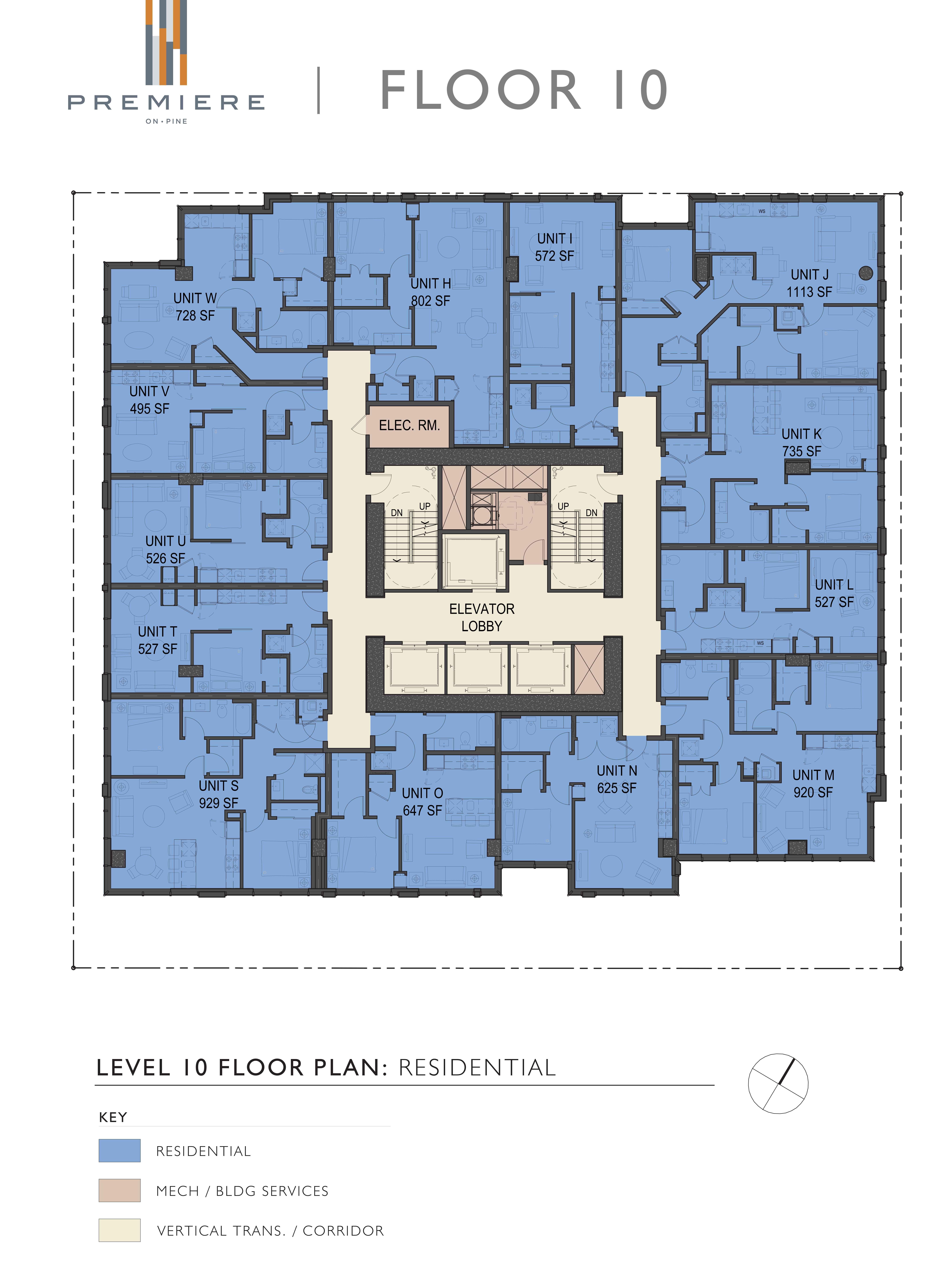 5 bedroom luxury floor plans