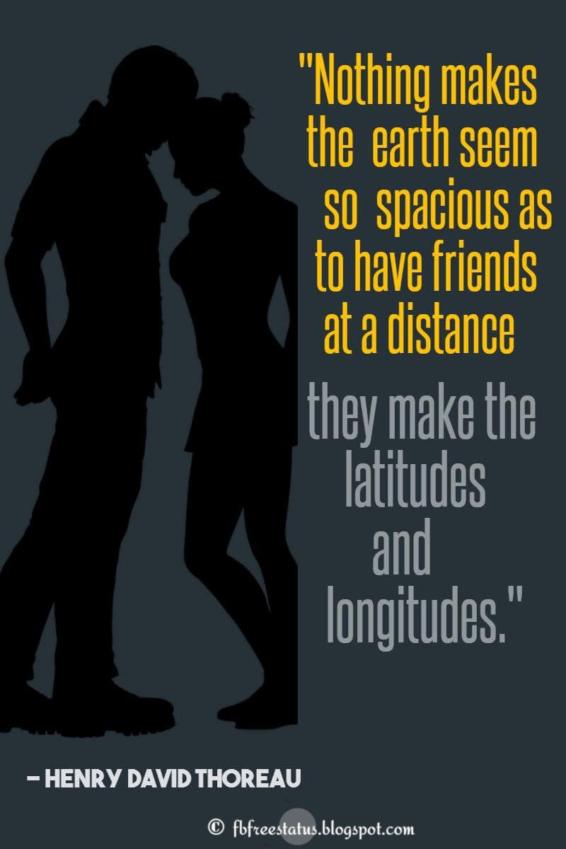 Quotes About Friendship And Distance Inspiring Friendship Quotes For Your Best Friend  Friendship